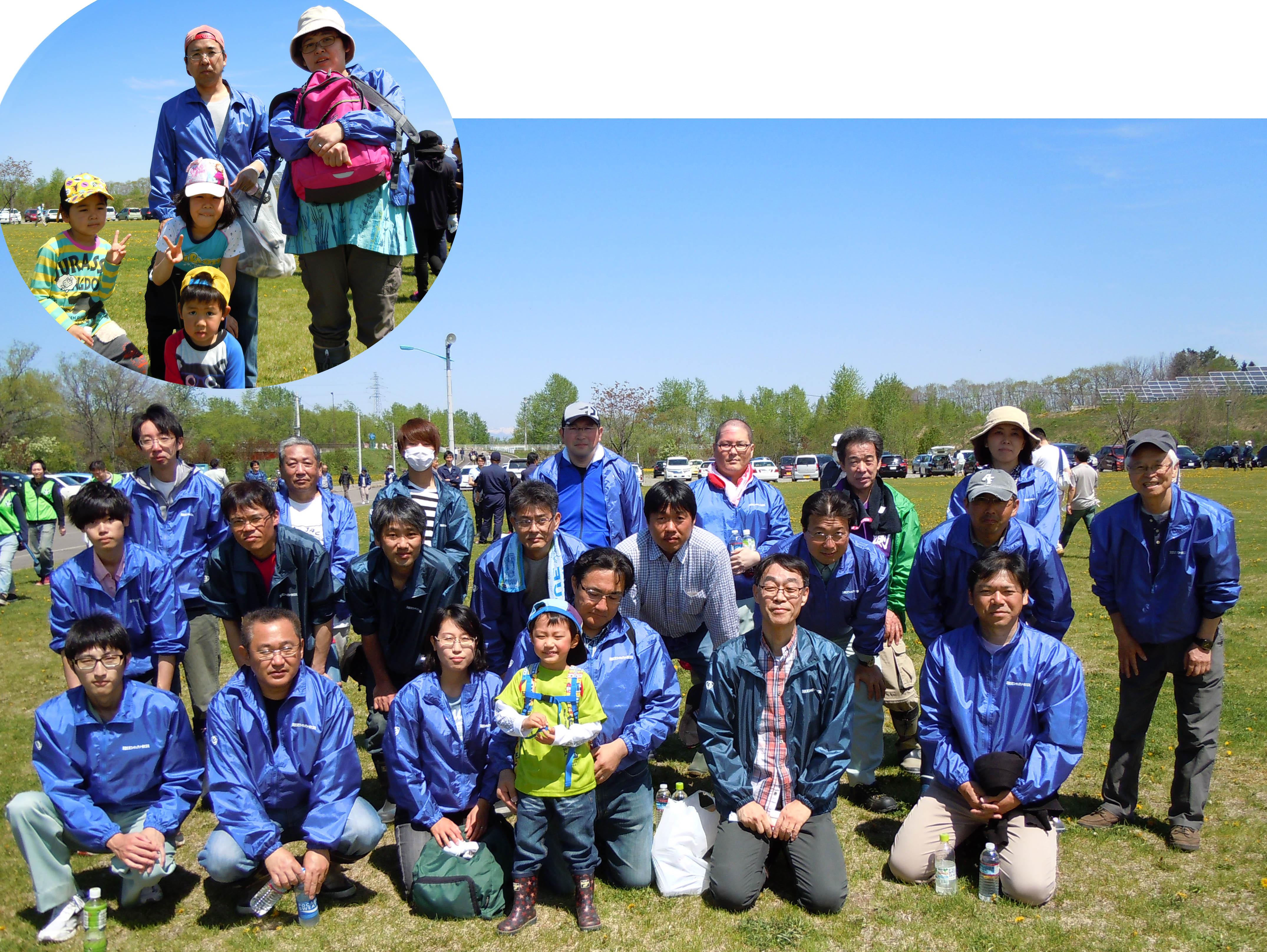 2016 ボランティア